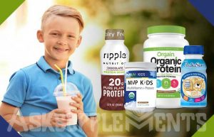 Best Protein Shakes for Kids