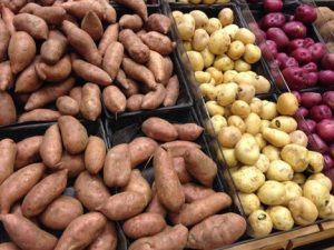 Best Way to Store Potatoes